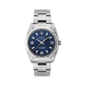 Rolex Platinum Mens Watch