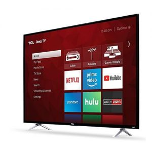 4K Ultra HD Roku Smart LED TV