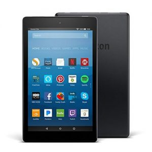 Fire HD 8 Tablet with Alexa