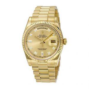 Rolex 18kt Yellow Gold