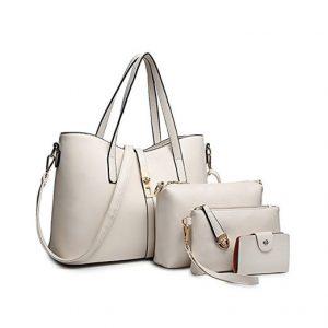 4pcs Set Tote Handbag
